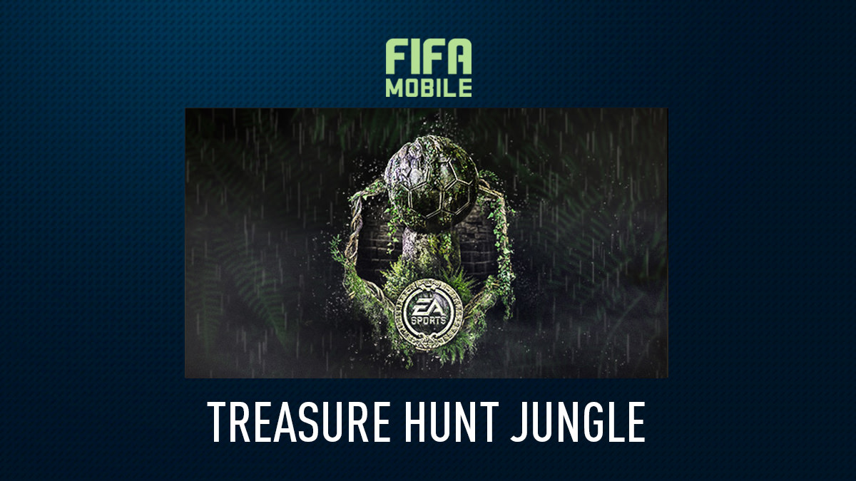 FIFA Mobile – Treasure Hunt Jungle (Amazon)