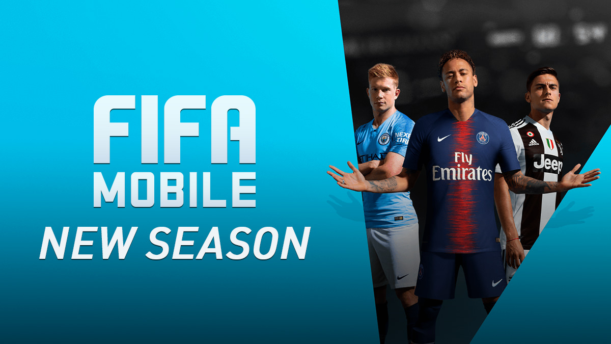 FIFA Mobile Season 2018-2019 is Available to Download