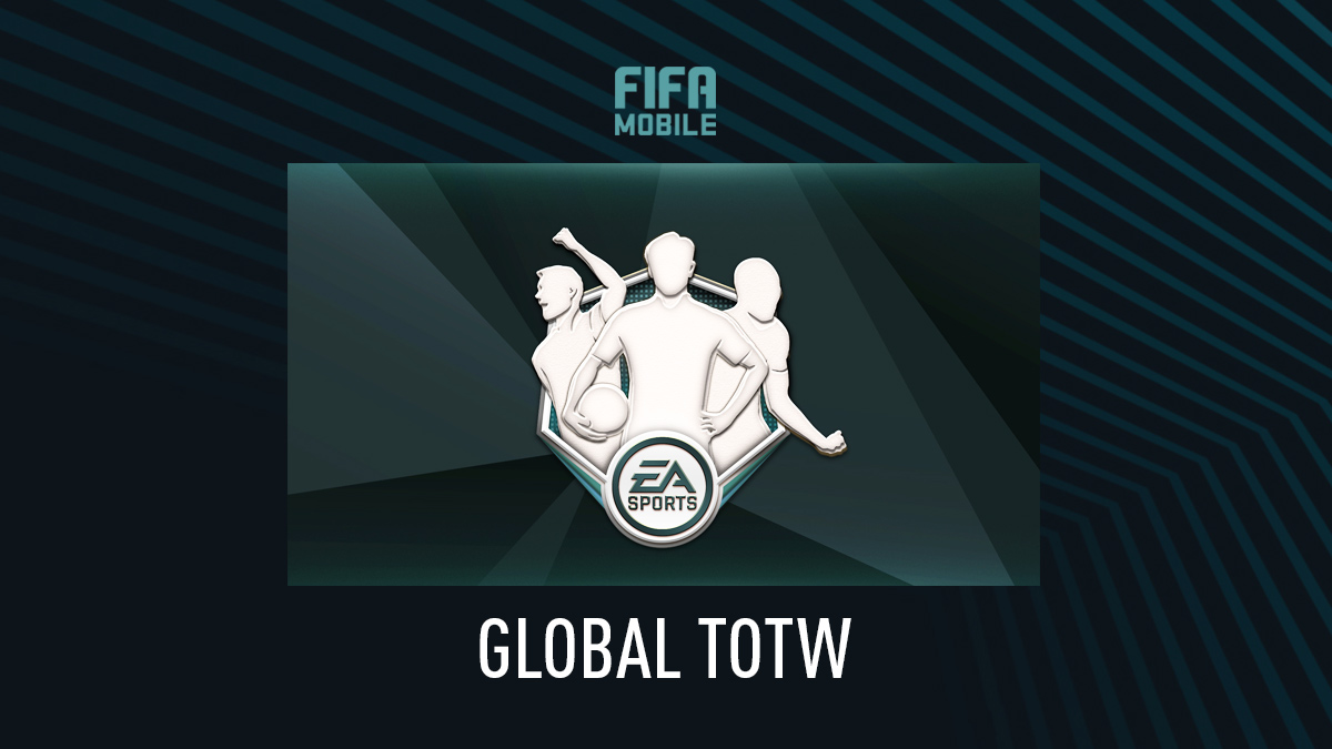 FIFA Mobile Global Team of the Week (Global TOTW)