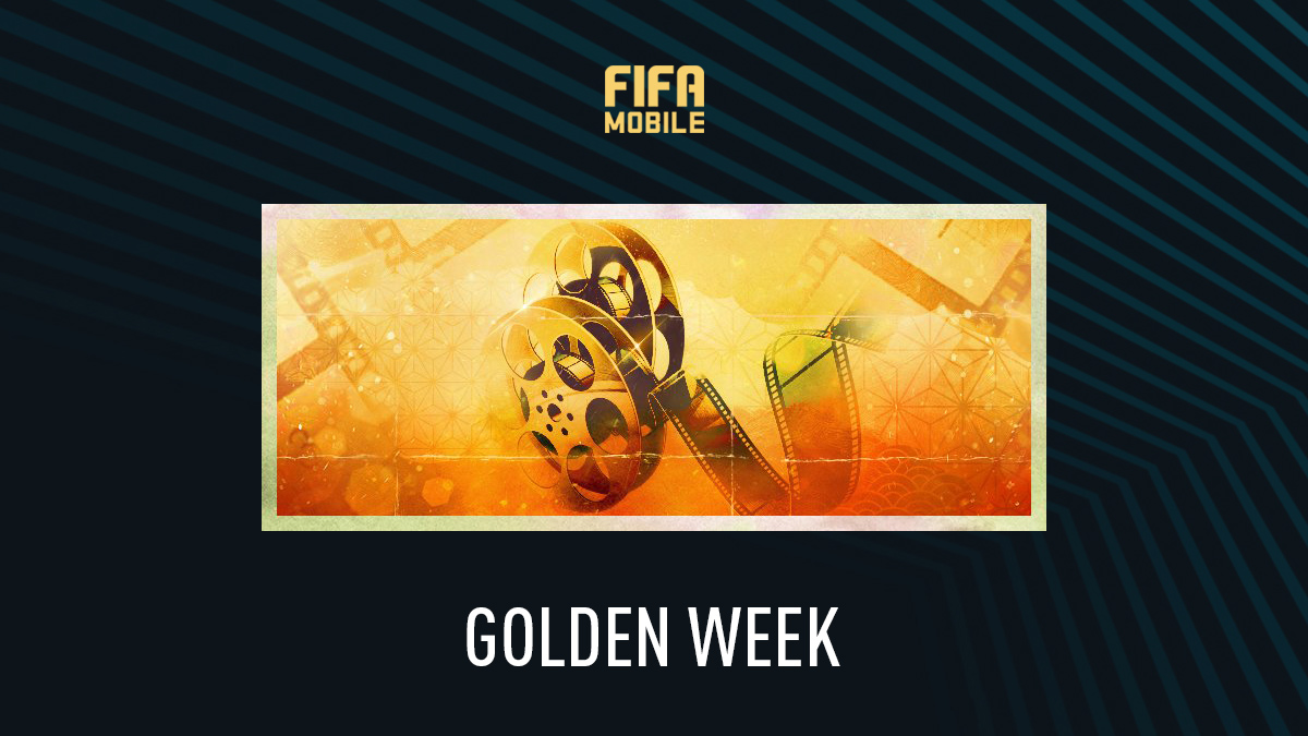 FIFA Mobile Golden Week