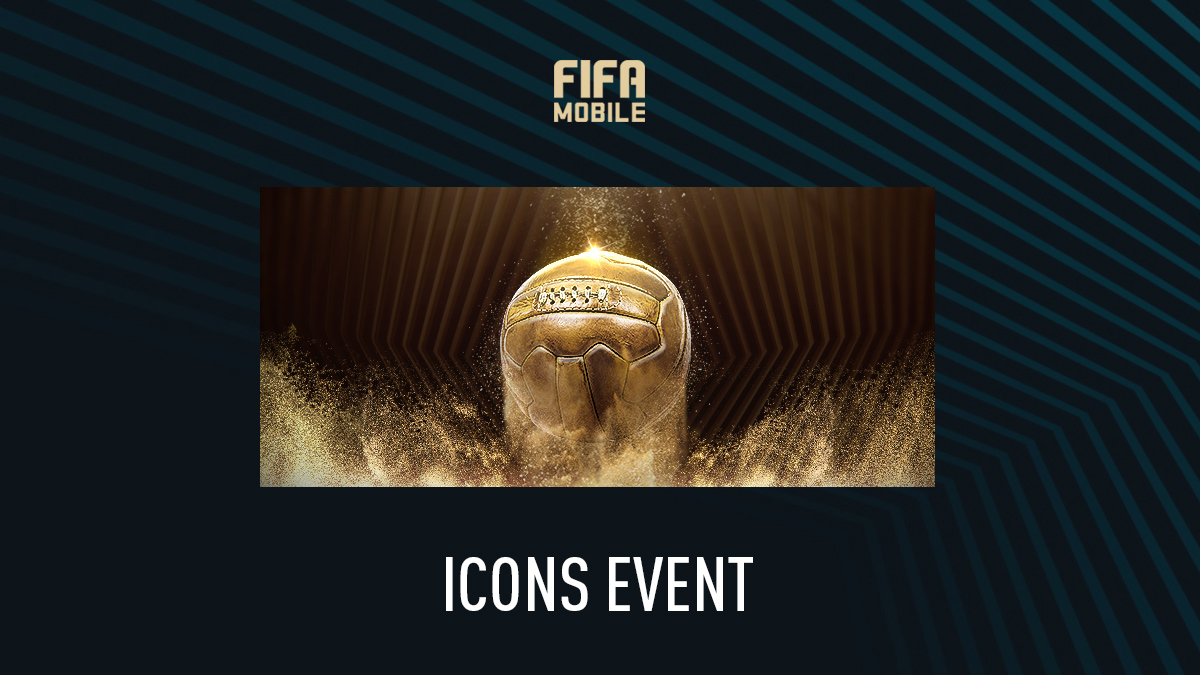 FIFA Mobile ICONS (SBC Event)