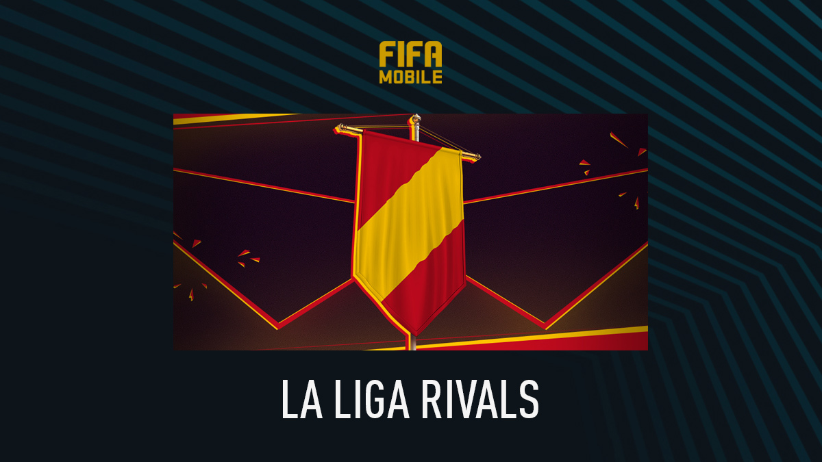 La Liga Rivals event in FIFA Mobile