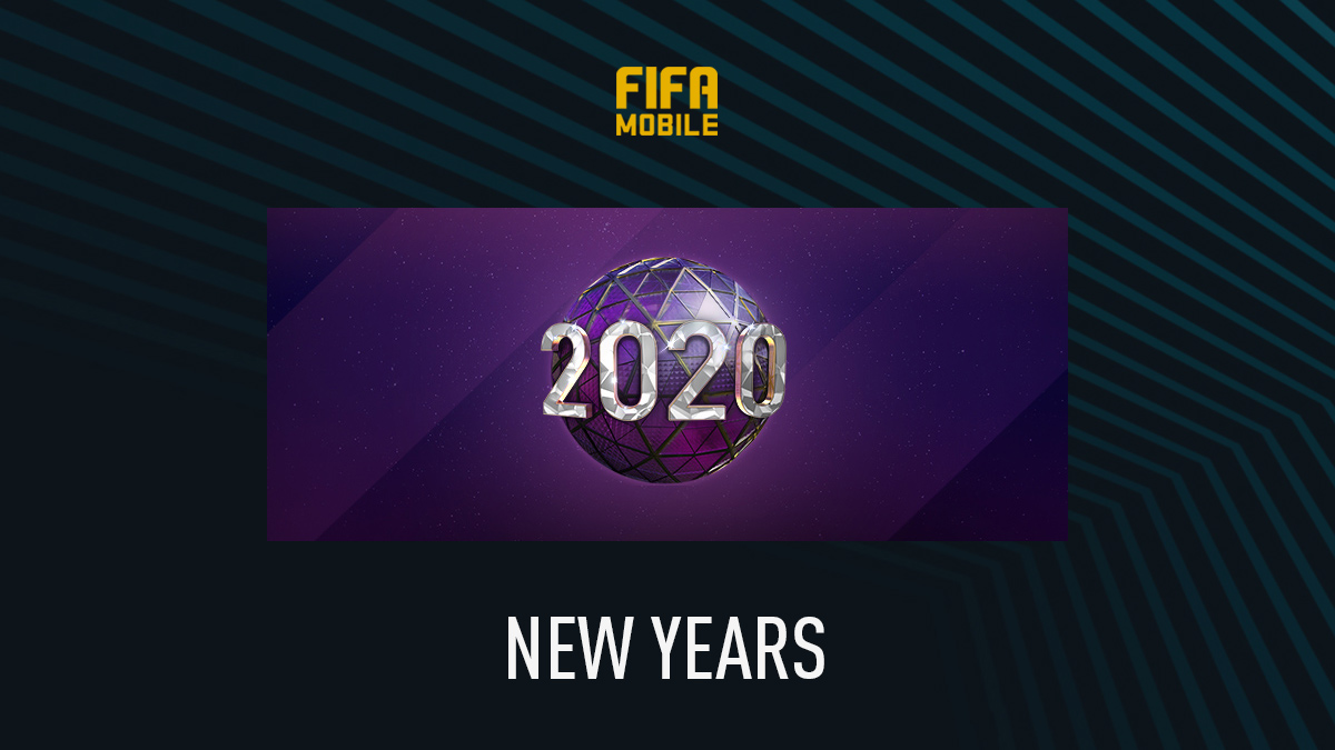 FIFA Mobile New Years Event