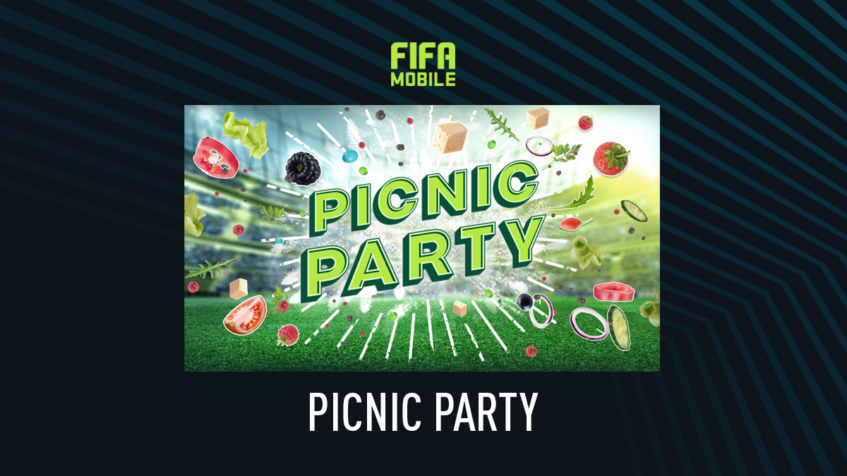 FIFA Mobile Picnic Party