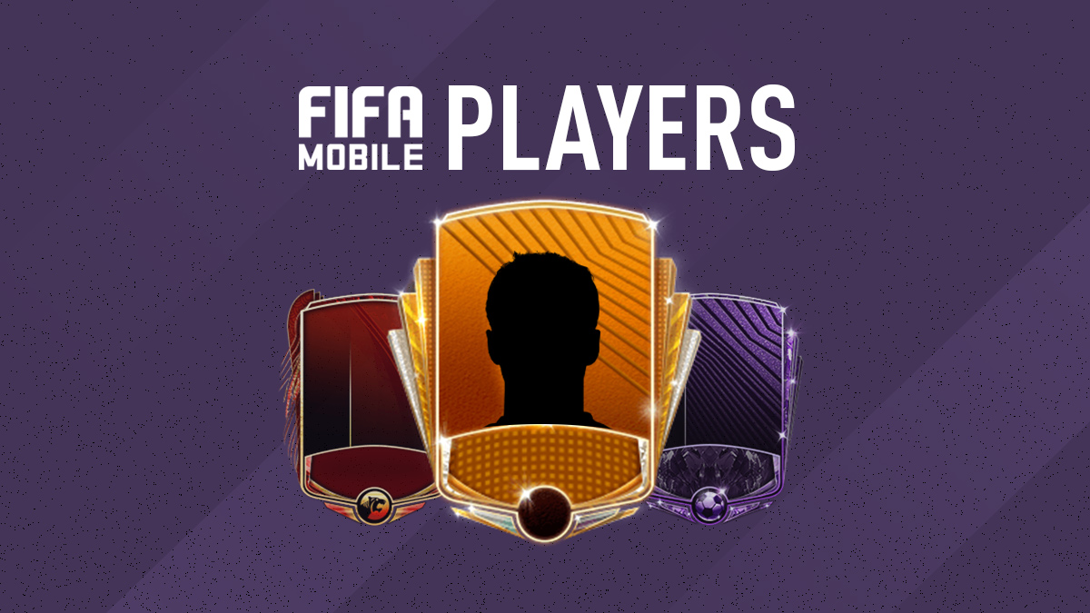 FIFA Mobile 20 Players