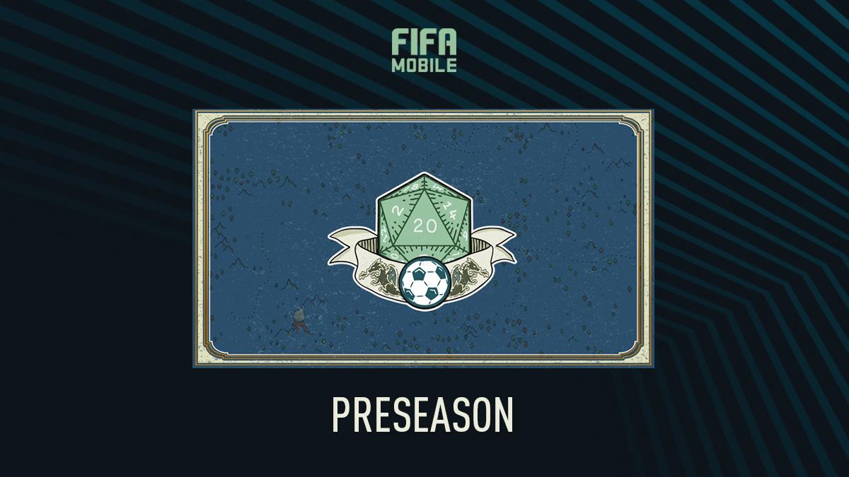 FIFA Mobile Pre-season 2020