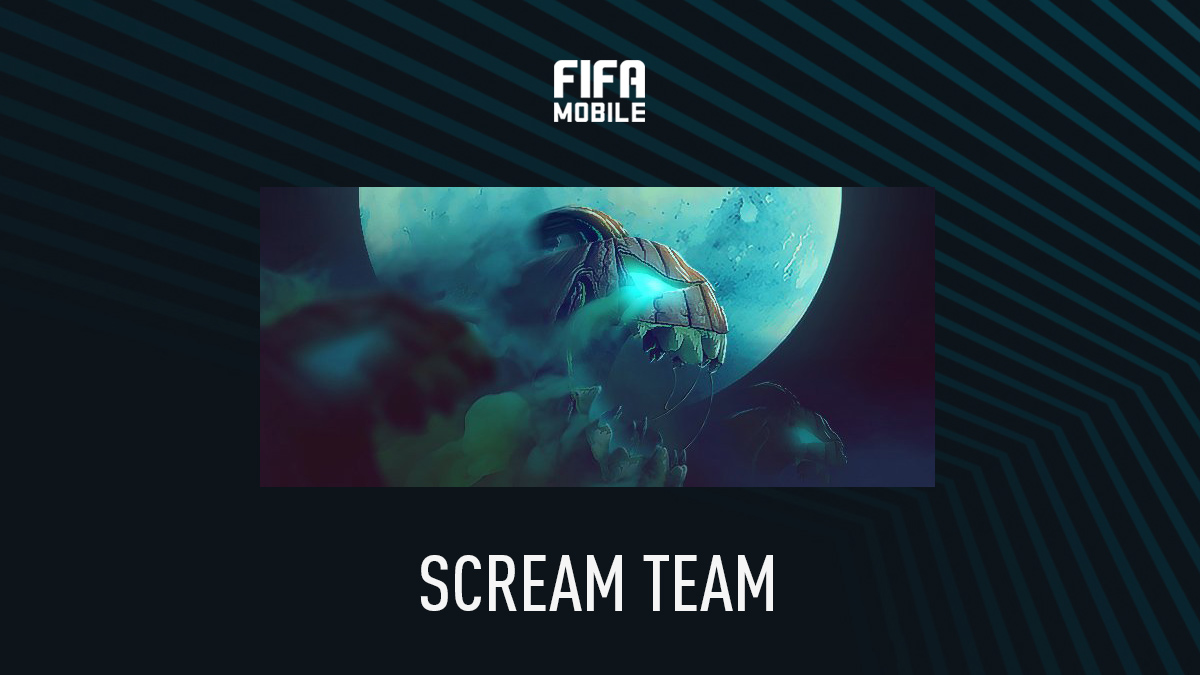 FIFA Mobile – Scream Team