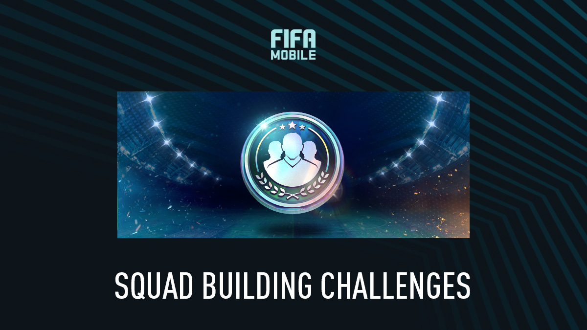 FIFA Mobile Squad Building Challenges (SBC)