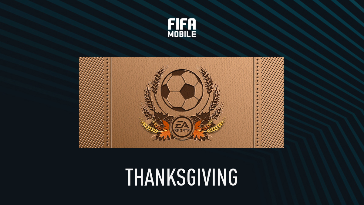 FIFA Mobile – Thanksgiving