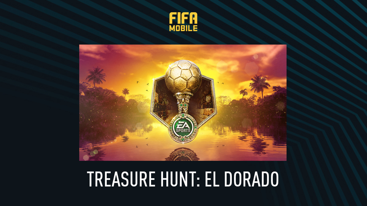 FIFA Mobile – Treasure Hunt: El Dorado