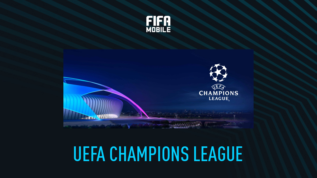 FIFA Mobile UEFA Champions League