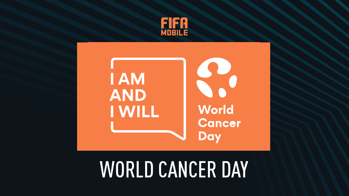 FIFA Mobile – World Cancer Day