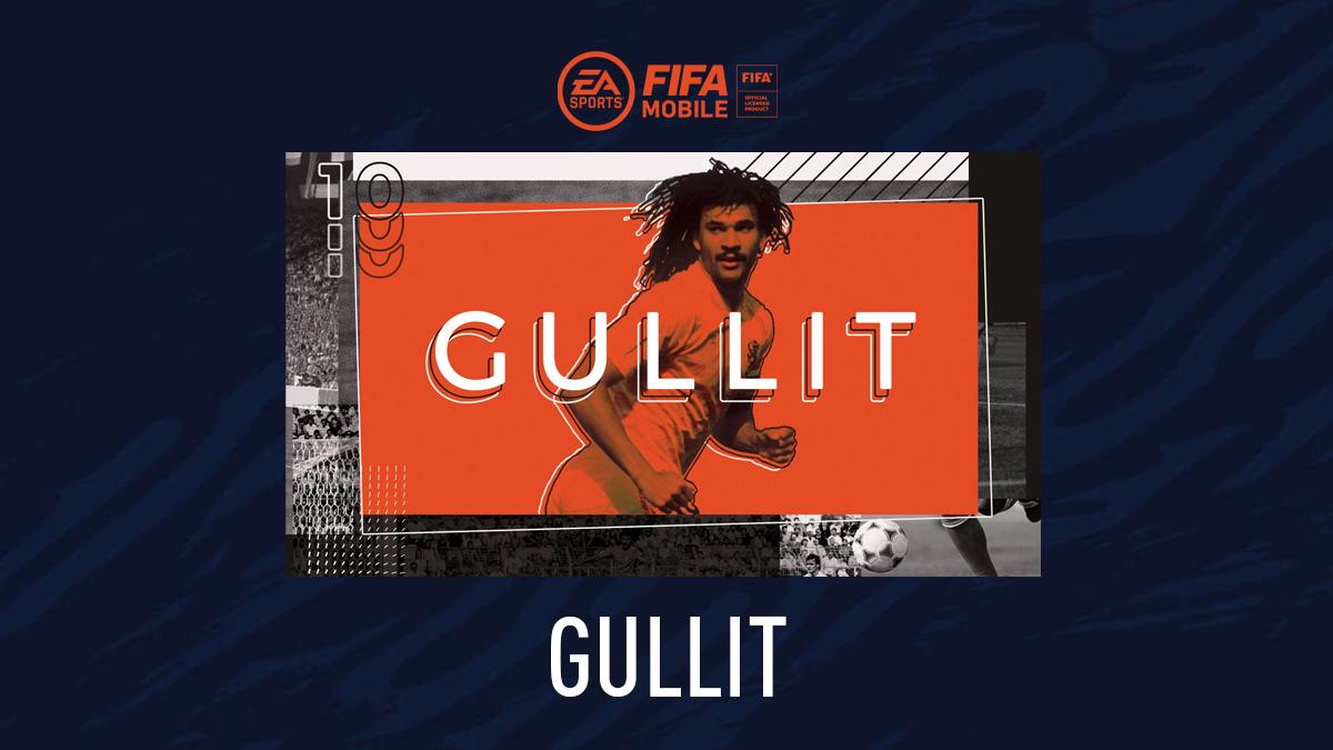 FIFA Mobile Gullit