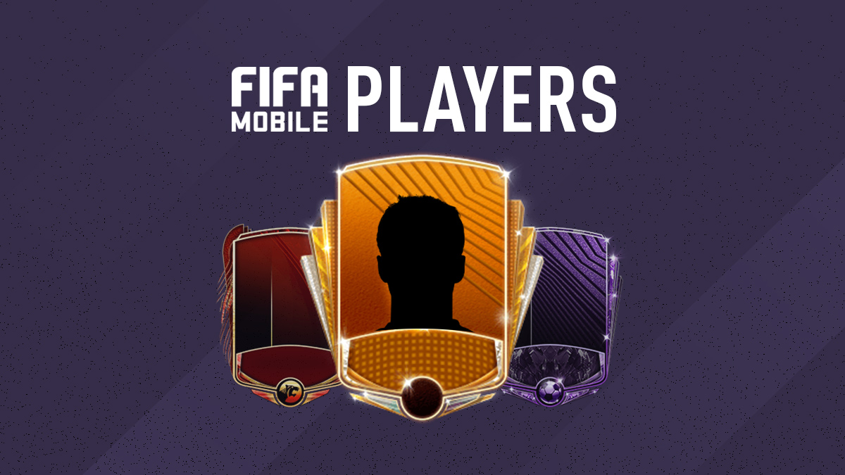 FIFA Mobile 21 Players