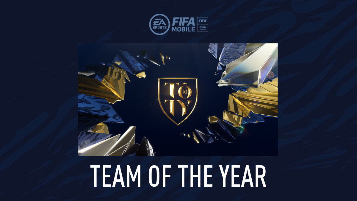 FIFA Mobile – Team of the Year (TOTY)
