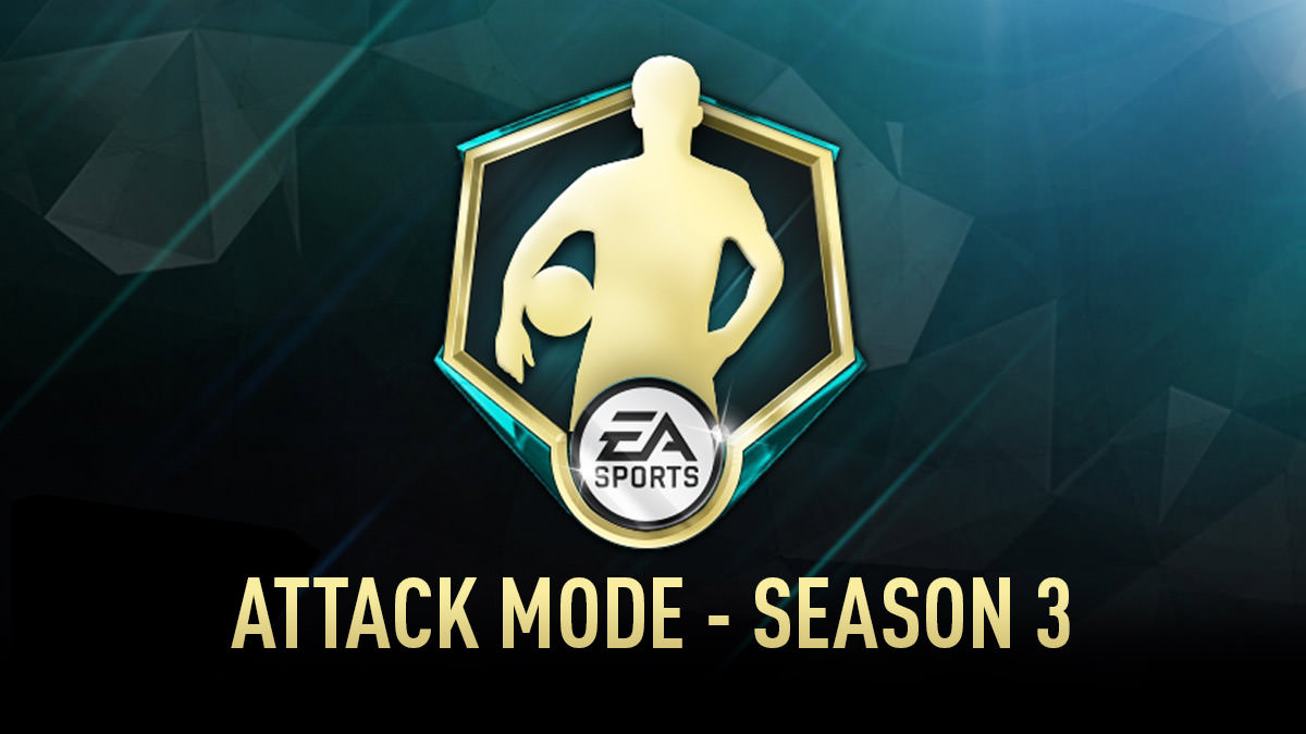 FIFA Mobile Attack Mode – Season 3
