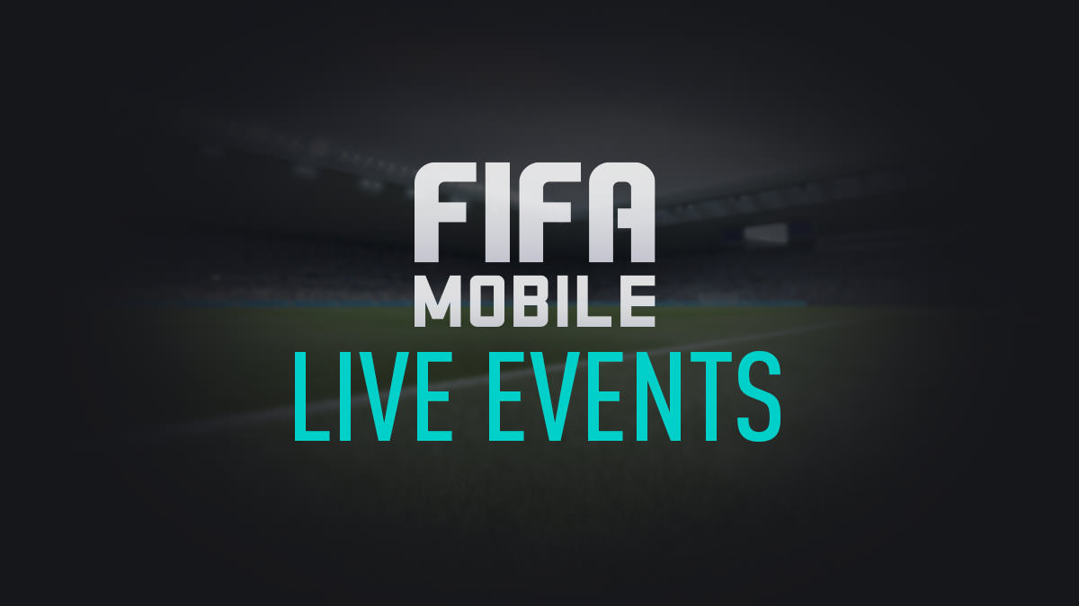 fifa mobile live event schedule fifplay. Black Bedroom Furniture Sets. Home Design Ideas