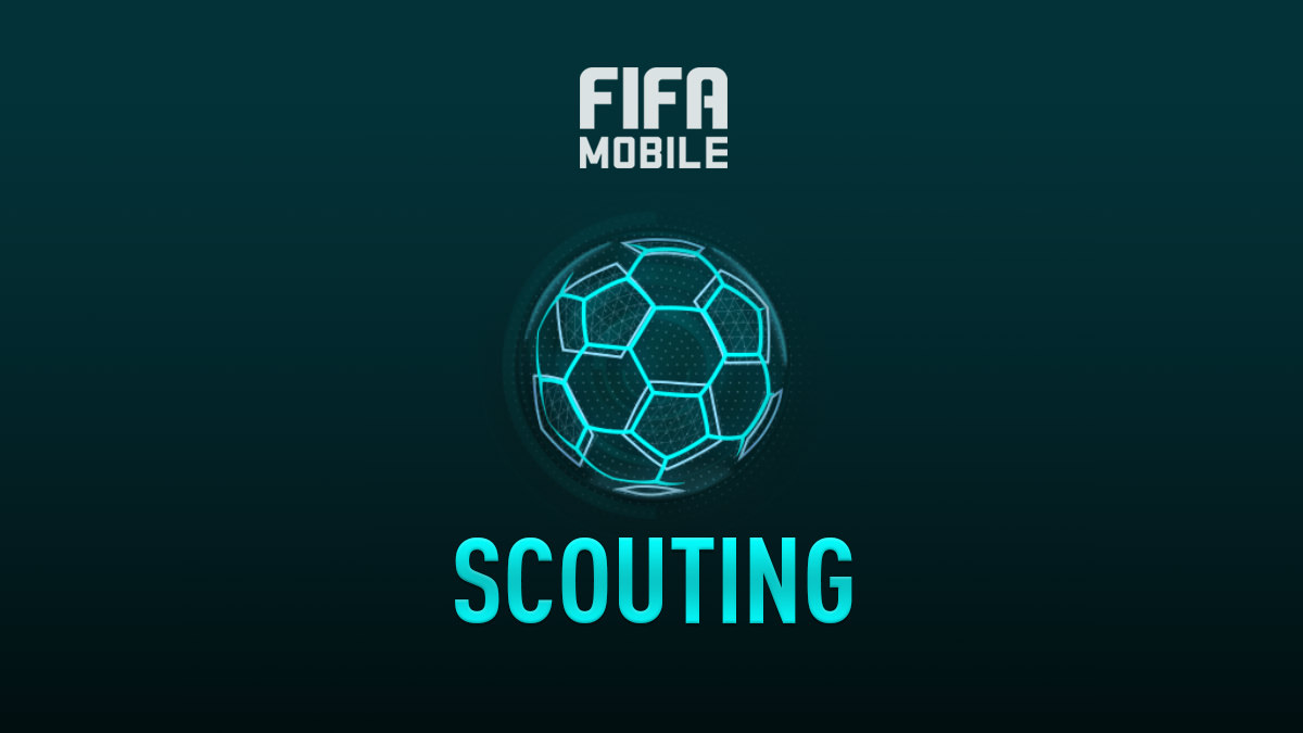 FIFA Mobile – Scouting