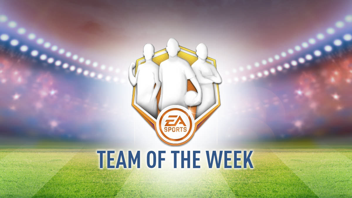 FIFA Mobile Team of the Week