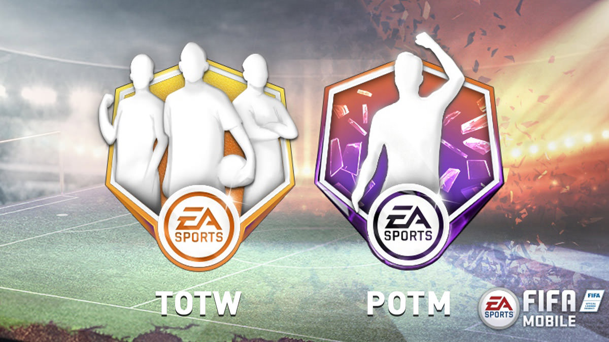 FIFA Mobile new TOTW and MOTM