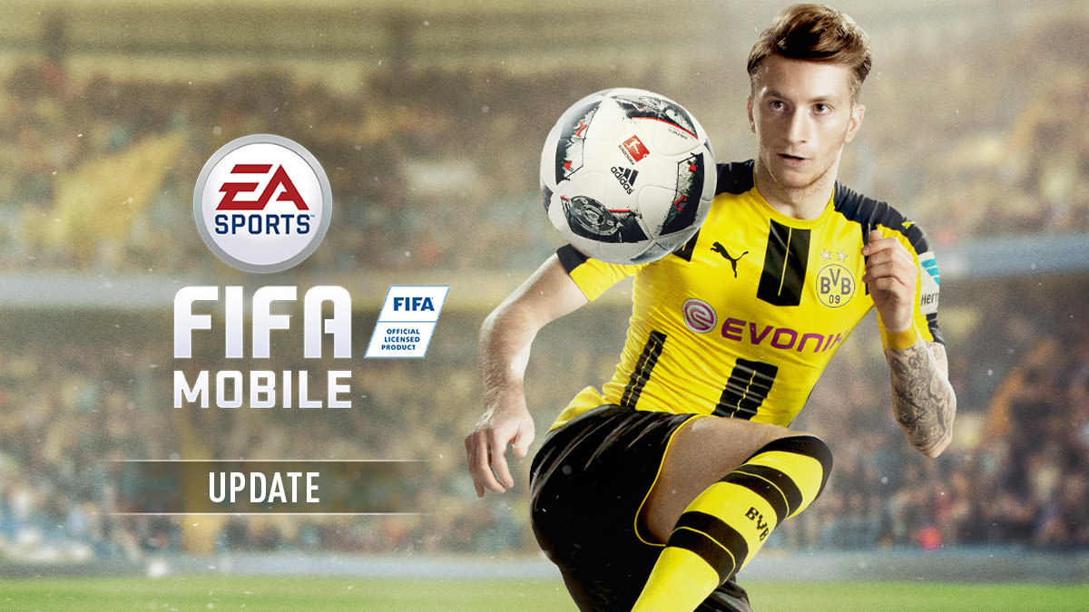 FIFA Mobile Update