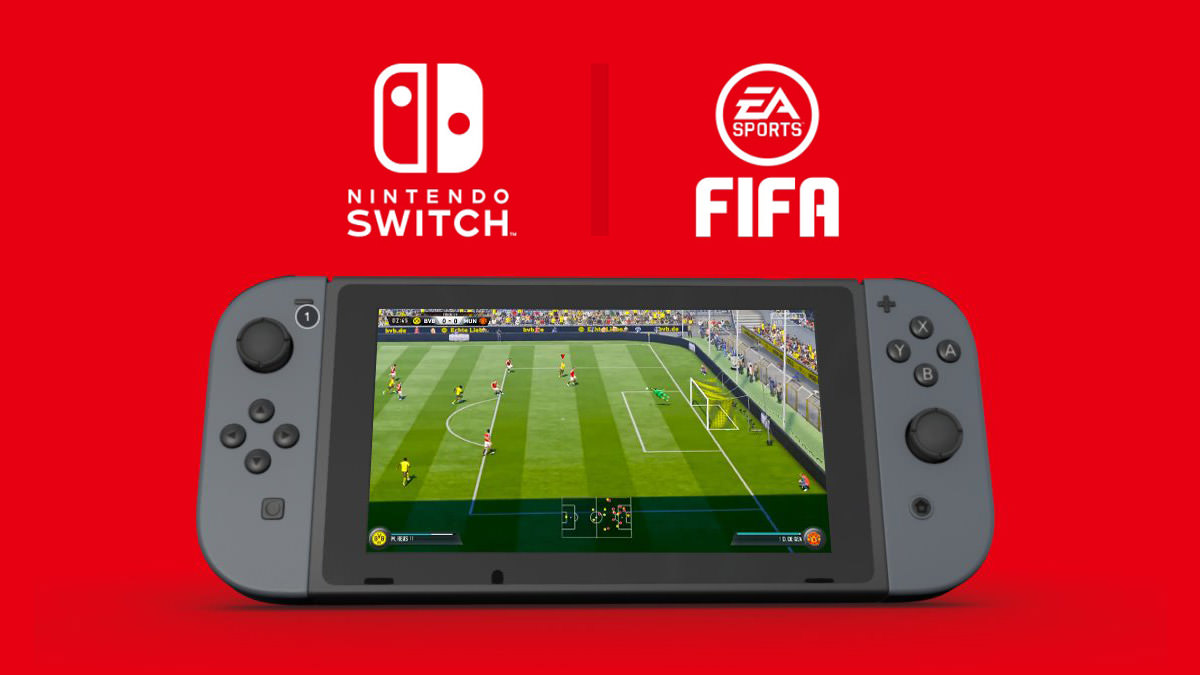 FIFA Coming to Nintendo Switch