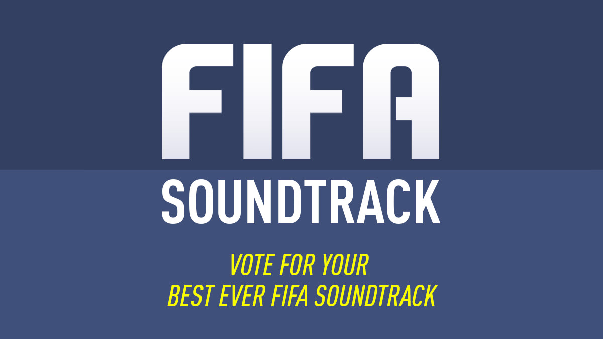 Best FIFA Soundtrack
