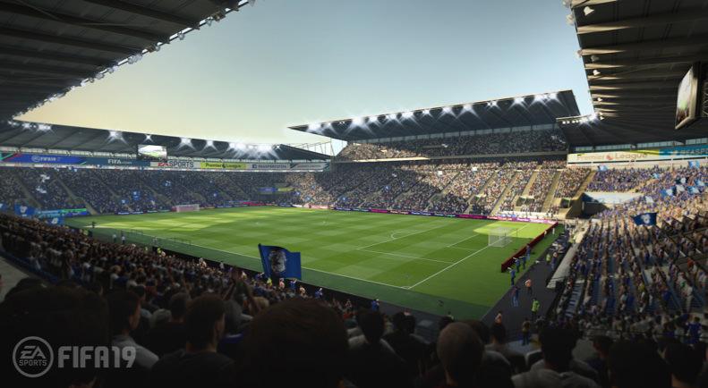Fifa 19 Stadiums Fifplay