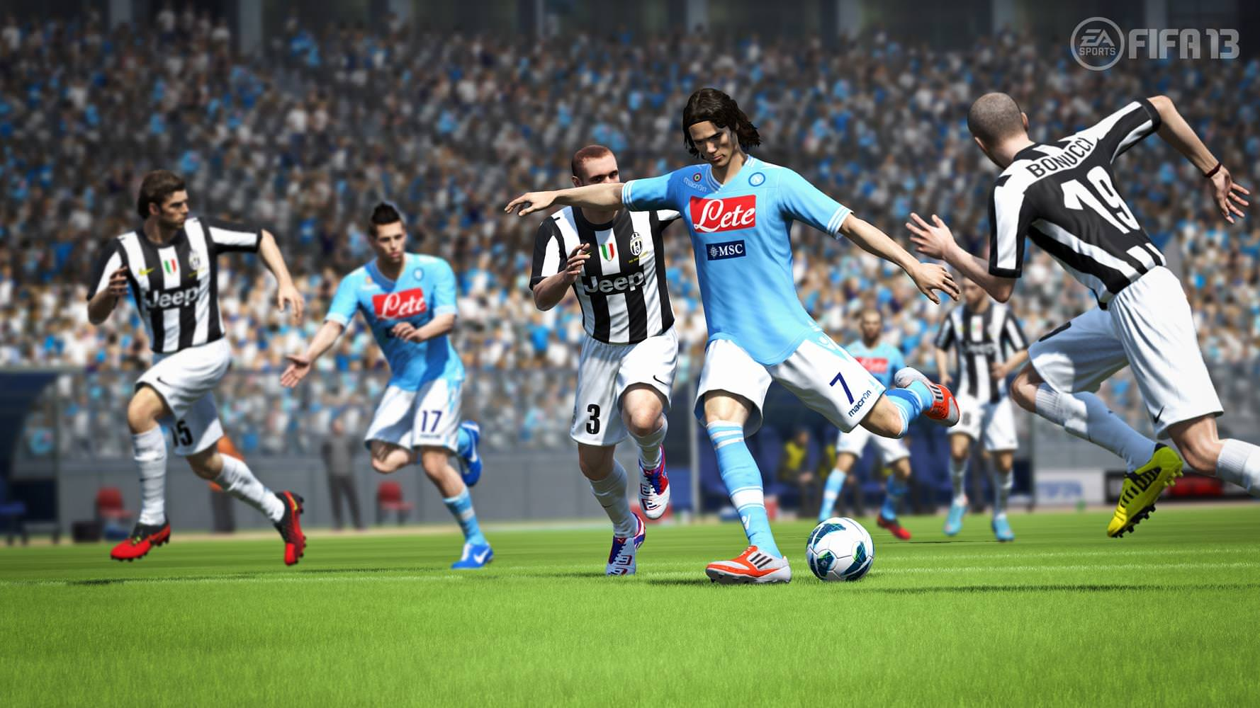 FIFA 13 Napoli