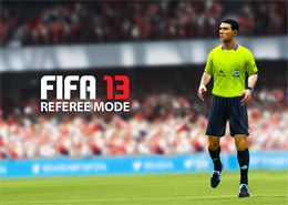 FIFA 13 – Be A Referee Mode