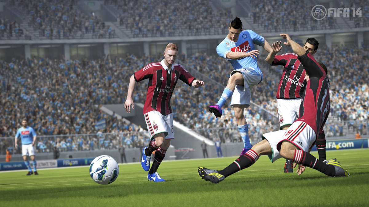 EA Sports FIFA 14 Screenshots
