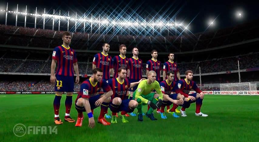 FIFA 14 – FC Barcelona