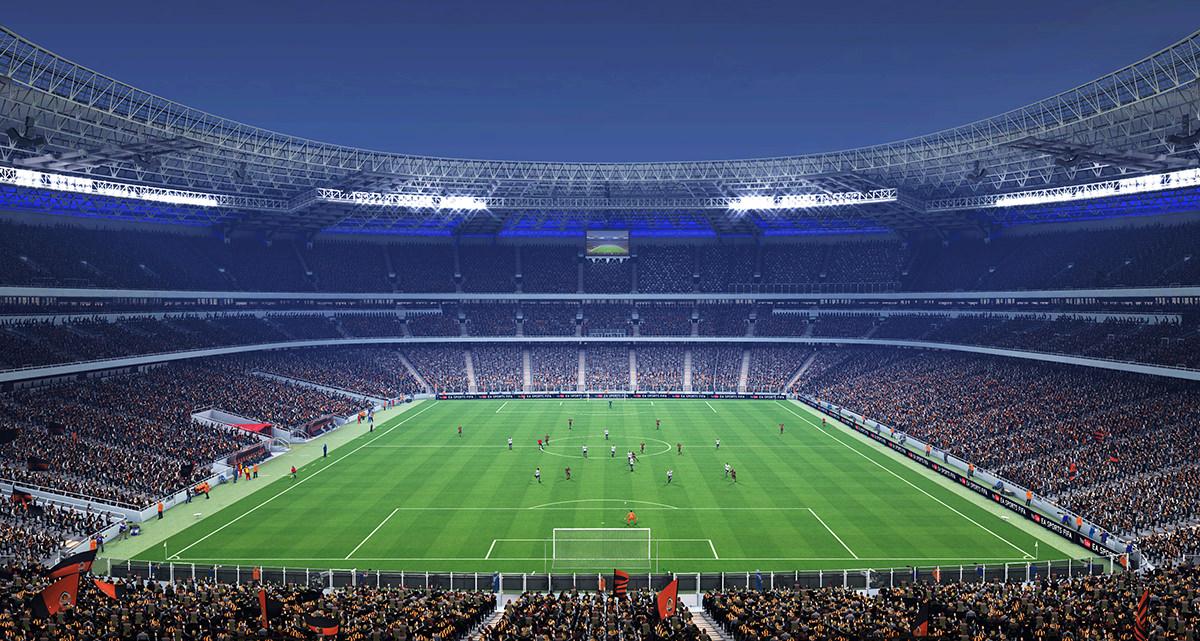 FIFA 14 Stadium... Stadium