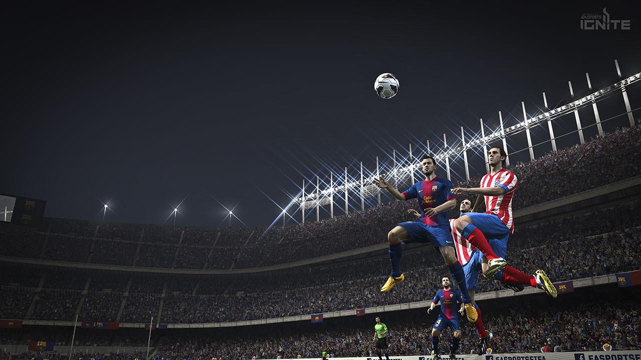 FIFA 14 Next-Gen