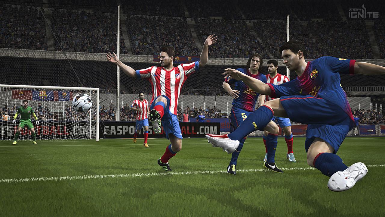FIFA 14 научит вас забивать идеальные голы