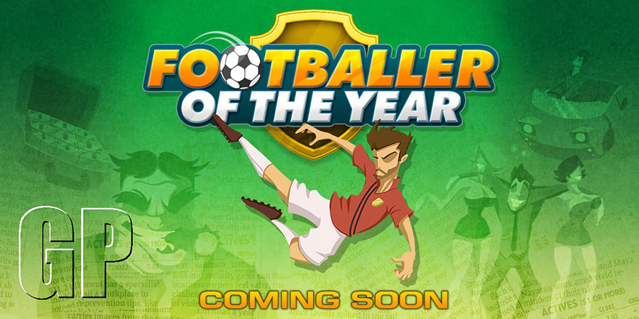 Footballer of the Year Game