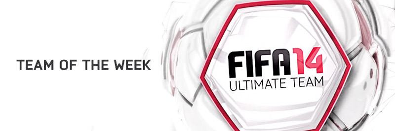 FIFA 14 Ultimate Team - Team of the Week