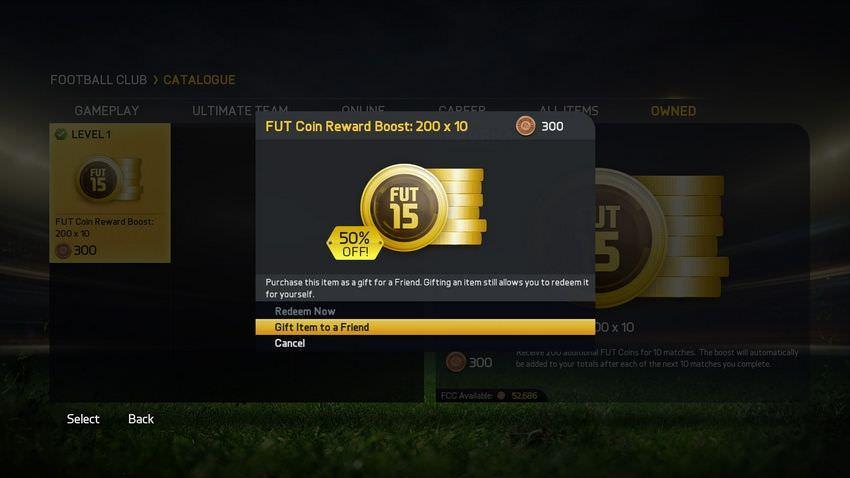 Fifa 15 ultimate team screenshots fut 15 pack opening