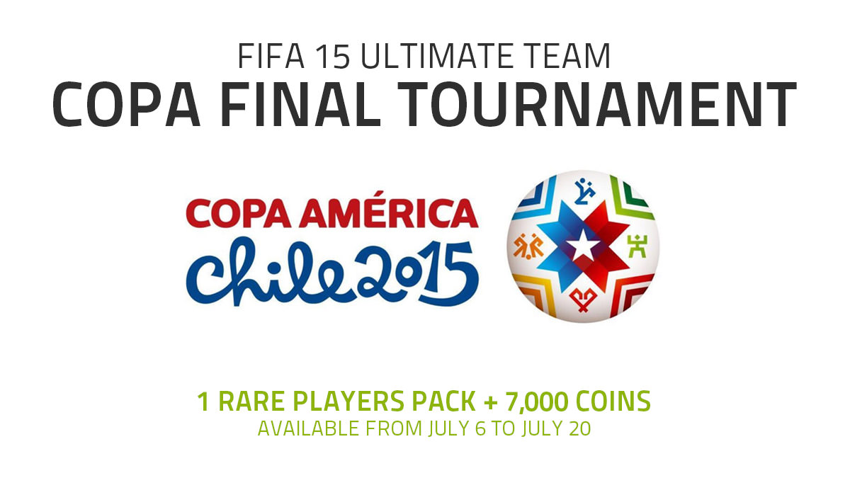 FUT 15 – Copa Final Tournament