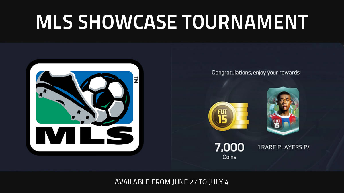 FUT 15 MLS Showcase Tournament