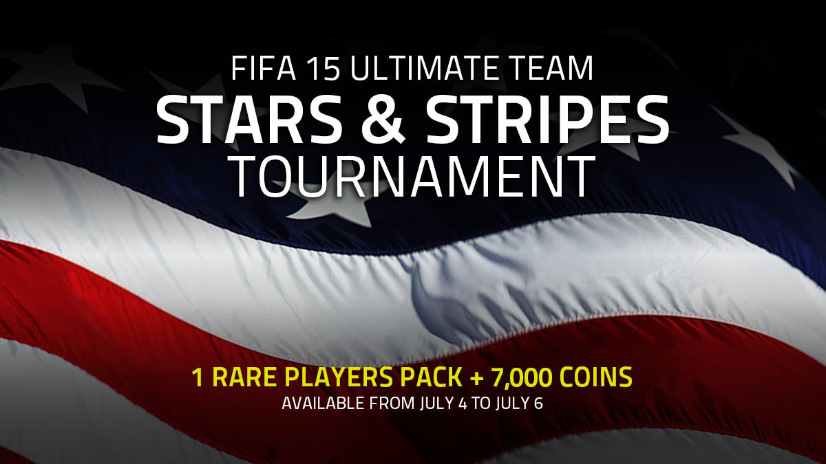 FUT 15 – Stars & Stripes Tournament
