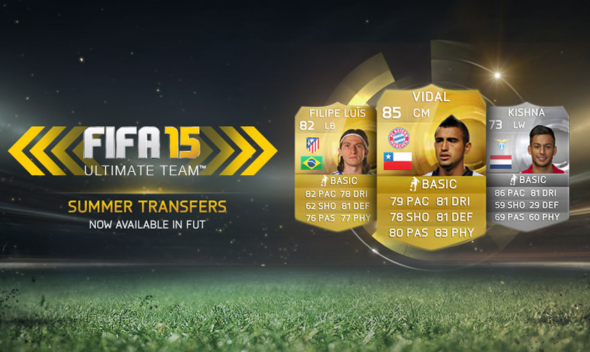 FUT 15 – Summer Transfers [Update]