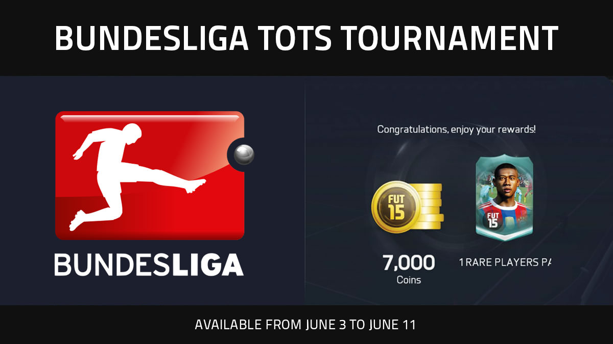 FUT 15 Bundesliga TOTS Tournament