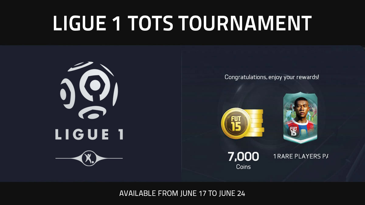 FUT 15 Ligue 1 TOTS Tournament