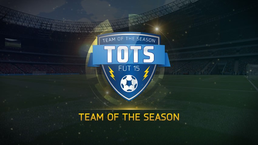 FUT 15 Team of the Season