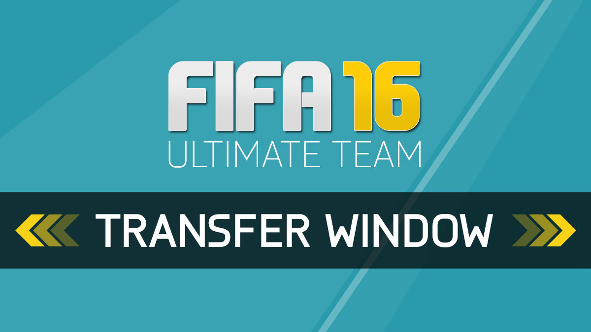 New Round of Transfers now Live in FUT 16