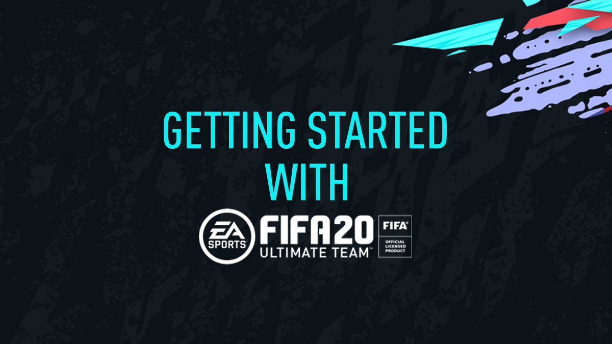 Getting Started with FIFA 20 Ultimate Team