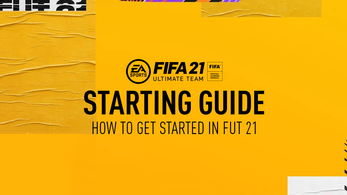 Getting Started in FIFA 21 Ultimate Team