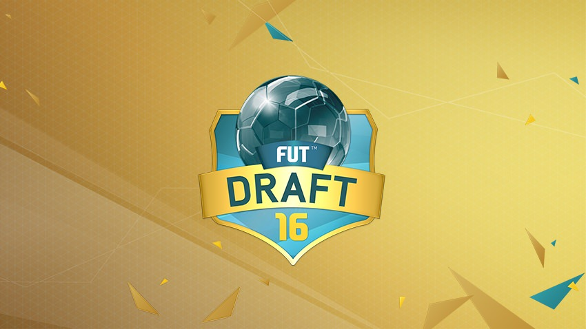 FIFA 16 Ultimate Team Draft
