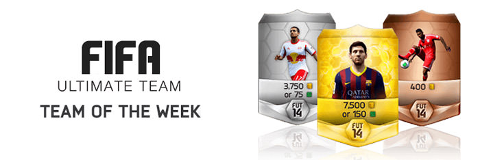 FIFA Ultimate Team – Team of the Week